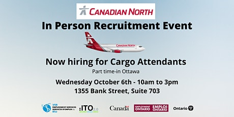 Canadian North Recruitment Event tickets