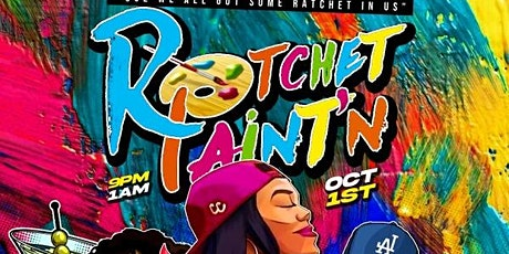 Ratchet Paint'n tickets