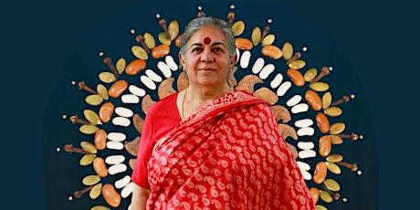 """The Seeds of Vandana Shiva"" Film Screening tickets"