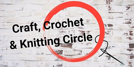 Craft, Crochet & Knitting Circle tickets