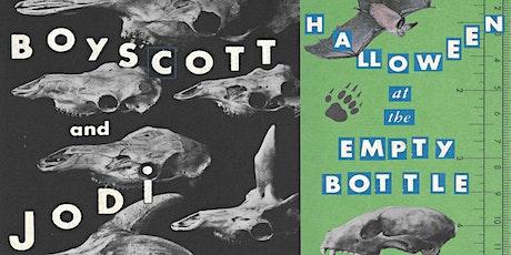 Boyscott & Jodi tickets