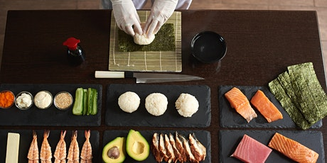 Mindfulness - The art of Sushi making tickets