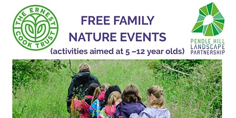 Fully Booked Free Family Nature Event – Natural Art - Spring Wood, Whalley tickets