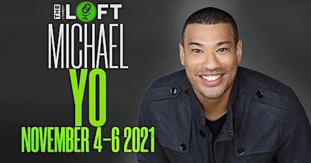 DC Comedy Loft presents Michael Yo (America's Got Talent, Joe Rogan) tickets