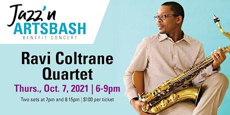 Jazz'n ArtsBash Benefit Concert with Ravi Coltrane tickets