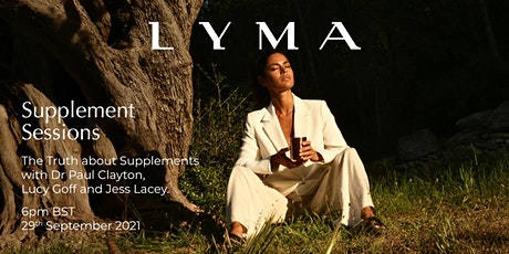 LYMA Supplement Session: The Truth about Supplements tickets