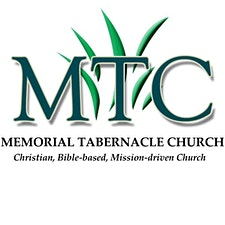 Memorial Tabernacle Church  logo