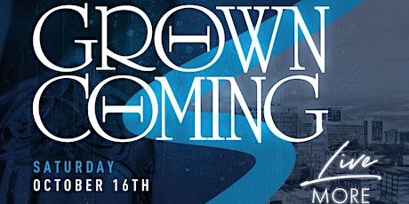 GROWNCOMING III tickets