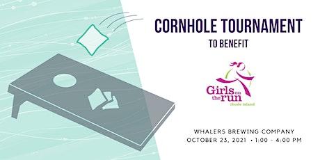 Cornhole Tournament Benefitting Girls on the Run Rhode Island tickets