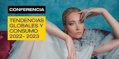 Conferencia sobre Tendencias Globales 2022-2023, con Erick Pérez 27/11 boletos