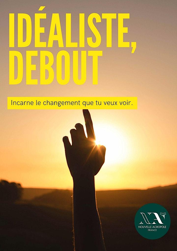 Image pour Ateliers philo : Idéalistes debouts !