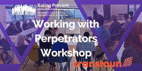 Working with Perpetrators Workshop tickets