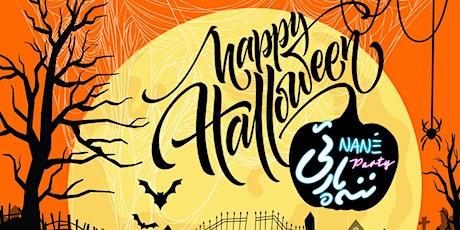 Nané Party / Halloween Bash tickets