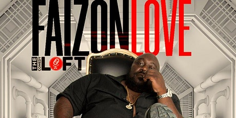 DC Comedy Loft presents Faizon Love (Elf, Friday, The Replacements) tickets