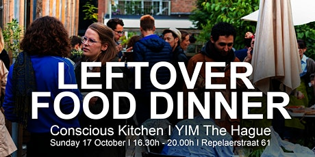 Dinner with Conscious Kitchen @ Spinozahof | YIM The Hague tickets