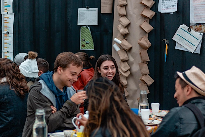 Dinner with Conscious Kitchen @ Spinozahof | YIM The Hague image