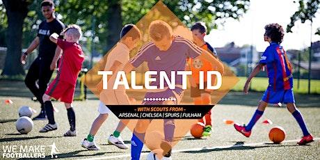 WMF Barnet Talent ID Event tickets