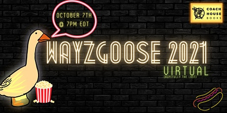 The Coach House (Virtual) Wayzgoose 2021! tickets