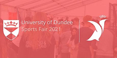 University of Dundee Sports Fair 2021 tickets