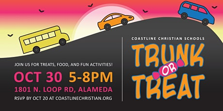 CCS/BACBC/TTP Trunk or Treat tickets