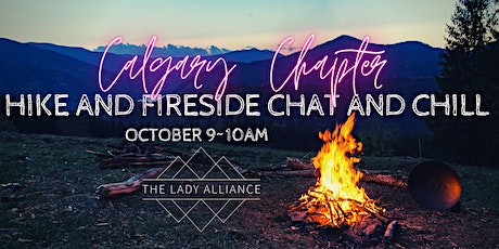 Calgary Chapter-Hike and Fireside Chat and Chill tickets