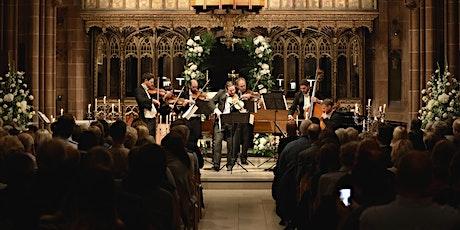 Vivaldi's Four Seasons by Candlelight - Fri 19 Nov, Llandaff Cathedral tickets