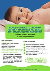 Parents Paediatric First Aid Awareness Workshop tickets