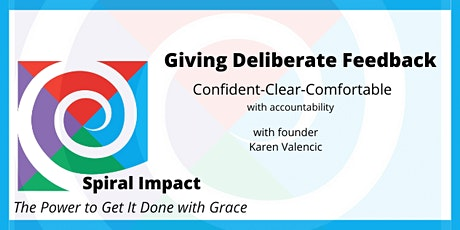 Giving Deliberate Feedback tickets
