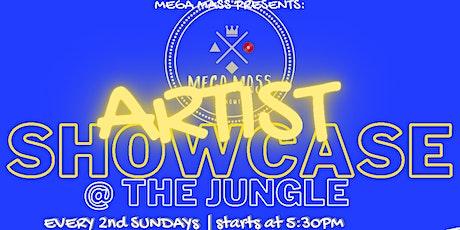 Artist Showcase @ The Jungle tickets