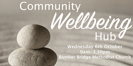 Meditation @ Bamber Bridge Community Wellbeing Hub Event tickets