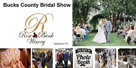 Bucks County Wedding Expo tickets