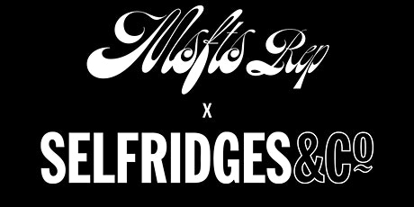 Jaden Smith and Selfridges London Presents: MSFTS COLLECTION tickets