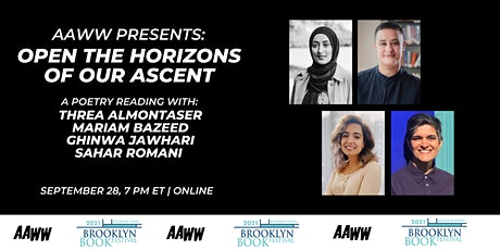 OPEN THE HORIZONS OF OUR ASCENT tickets