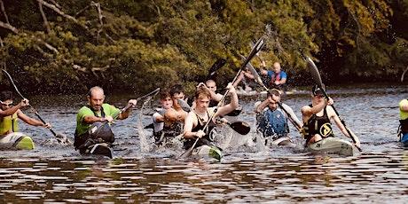Kilcullen Canoe Club & ARC - Barrow Ranking Race tickets