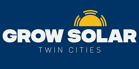 Grow Solar Twin Cities In-Person Solar Power Hour tickets