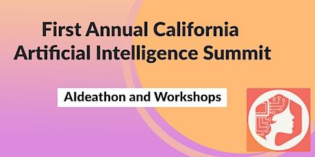 2021 California AI and Healthcare Summit tickets