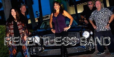 Relentless Band Treasure Coast Seafood and Music Festival tickets