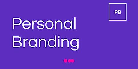 Taller: Personal Branding boletos