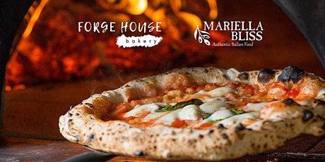 Pizza and Focaccia Workshop tickets