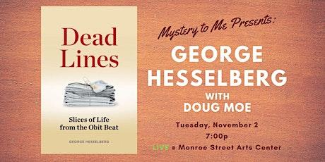 LIVE @ MSAC: George Hesselberg with Doug Moe tickets