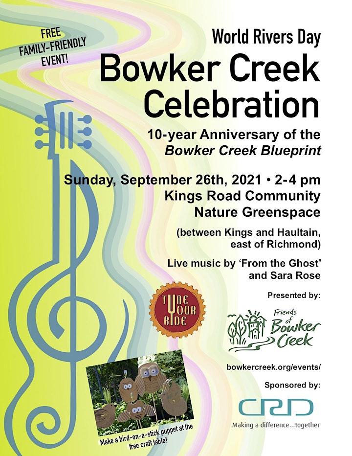 Bowker Creek Celebration image