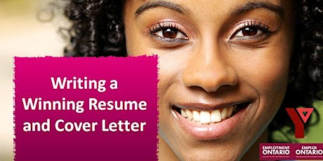 Writing a Winning Resume & Cover Letter tickets