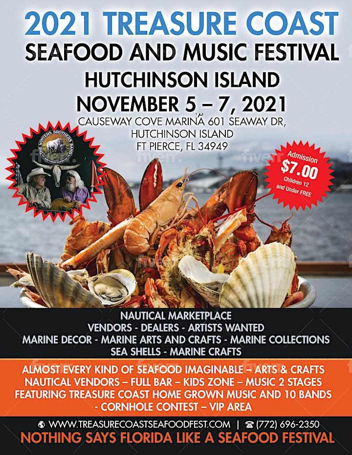 Relentless Band Treasure Coast Seafood and Music Festival image