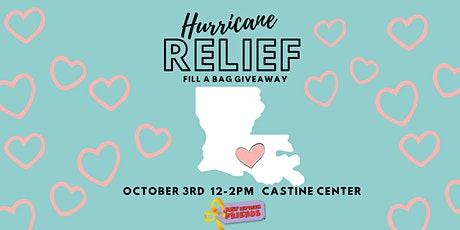 JBF Fall 2021 Hurricane Relief Giveaway tickets
