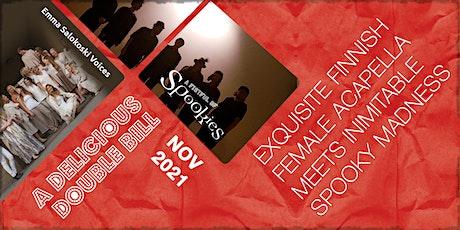 A Fistful of Spookies PLUS Emma Salokoski Voices DOUBLE BILL - Oxford tickets