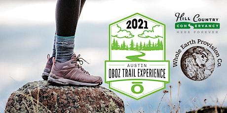 Mini Clinic: Oboz Trail Experience Austin! tickets