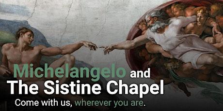 FREE Michelangelo's Sistine Chapel Virtual Tour tickets