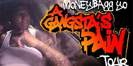 MoneyBagg Yo Gangsta's Pain Tour. Clive Iowa tickets