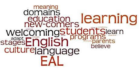 EAL Leaders Network Meeting Nov 8, 2021 tickets
