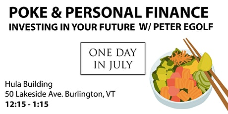 Copy of Poke and Personal Finance: Investing In Your Future tickets